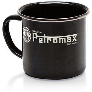 Petromax Enamel Mug black black