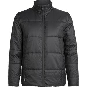 Icebreaker Collingwood Jacket Herr Black Black