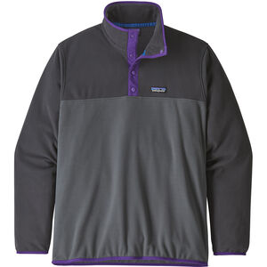 Patagonia Micro D Snap-T Pullover Herr forge grey forge grey