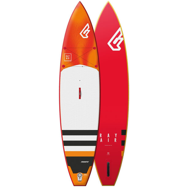 """Fanatic Ray Air Premium Inflatable Sup 12'6""""x32"""" none"""