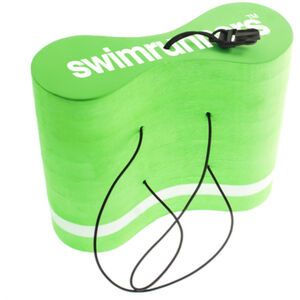 Swimrunners Super Croc Ready Pull Buoy for Pull Belt neon green neon green