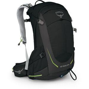 Osprey Stratos 24 Backpack Herr black black