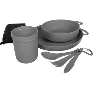 Sea to Summit Delta Camp Set grey grey