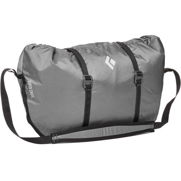 Black Diamond Super Chute Rope Bag nickel