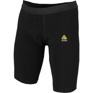 Aclima Warmwool Longs Herr black black