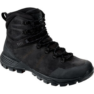 Mammut Mercury Tour II High GTX Shoes Herr black-black black-black