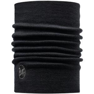 Buff Heavyweight Merino Wool Neckwarmer solid black solid black