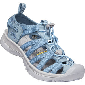 Keen Whisper Sandals Dam citadel/blue mirage