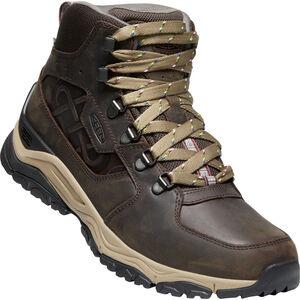 Keen Innate WP Mid Leather Shoes Herr Root Brown Root Brown