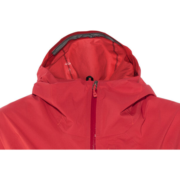 Patagonia Stretch Rainshadow Jacket Dam maraschino