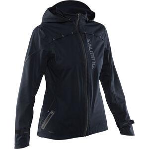 Salming Abisko Rain Jacket Dam black black