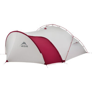 MSR Hubba Tour 3 Fast&Light Body red red