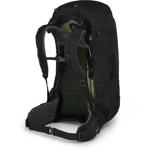 Osprey Farpoint Trek 55 Backpack Herr black