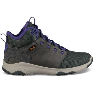 Teva Arrowood Venture WP Mid Shoes Dam darkest spruce darkest spruce