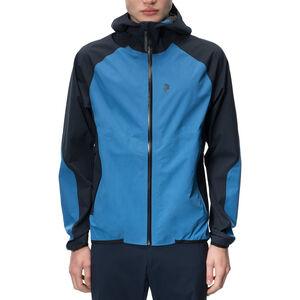 Peak Performance Pac Jacket Herr stream blue stream blue