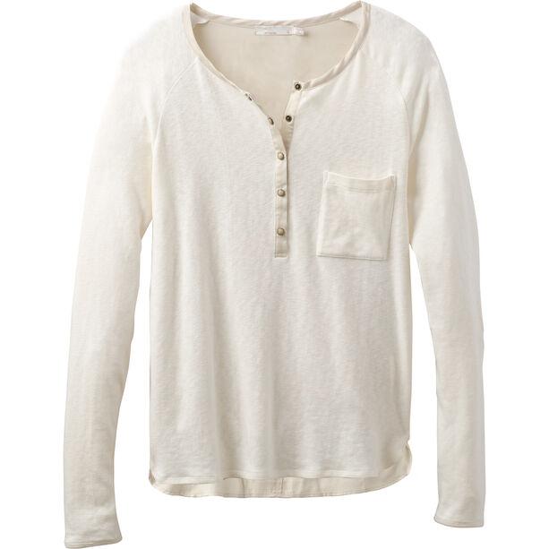 Prana Hensley Henley Shirt Dam bone