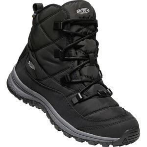 Keen Terradora WP Ankle Shoes Dam Black/Steel Grey Black/Steel Grey
