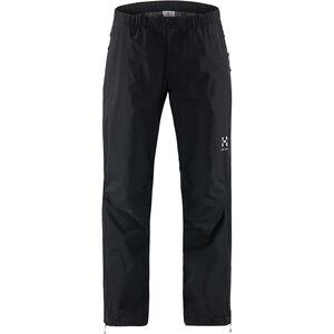 Haglöfs L.I.M Pants Dam true black short true black short