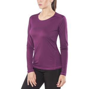 Norrøna /29 Tech Long Sleeve Shirt Dam dark purple dark purple