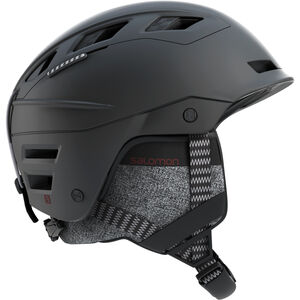 Salomon Qst Charge Mips Black Helmet Herr black black