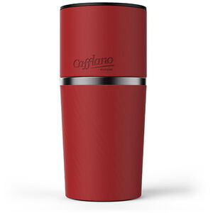 Cafflano Classic Coffee Maker red red
