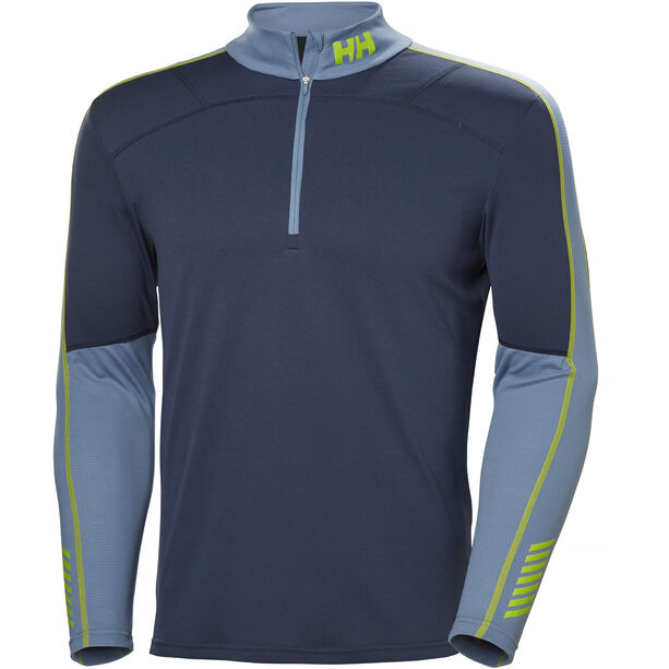 Helly Hansen Lifa Active 1/2 Zip Shirt Herr north sea blue