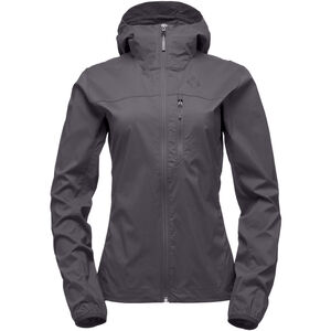 Black Diamond Alpine Start Hoody Jacket Dam smoke smoke