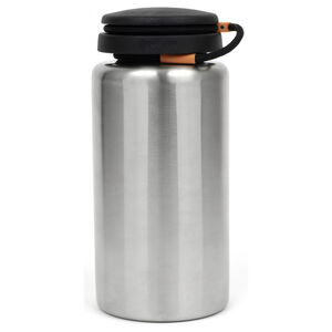 Nalgene Stainless Steel Flask 1000ml steel/black steel/black
