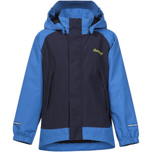 Bergans Knatten Jacket Barn athens blue/navy/spring leaves athens blue/navy/spring leaves