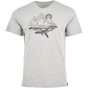 United By Blue High Gear SS Graphic Tee Herr Boulder Grey Boulder Grey
