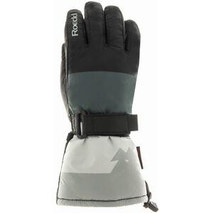 Roeckl Arlberg Gloves Barn Black/Grey Black/Grey