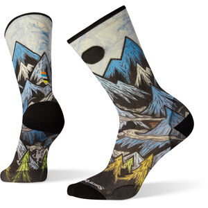 Smartwool Curated Mountain Ventures Crew Socks Herr multi color multi color