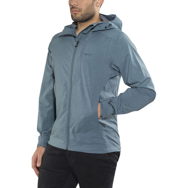 Meru Pau Softshell Jacket Herr navy