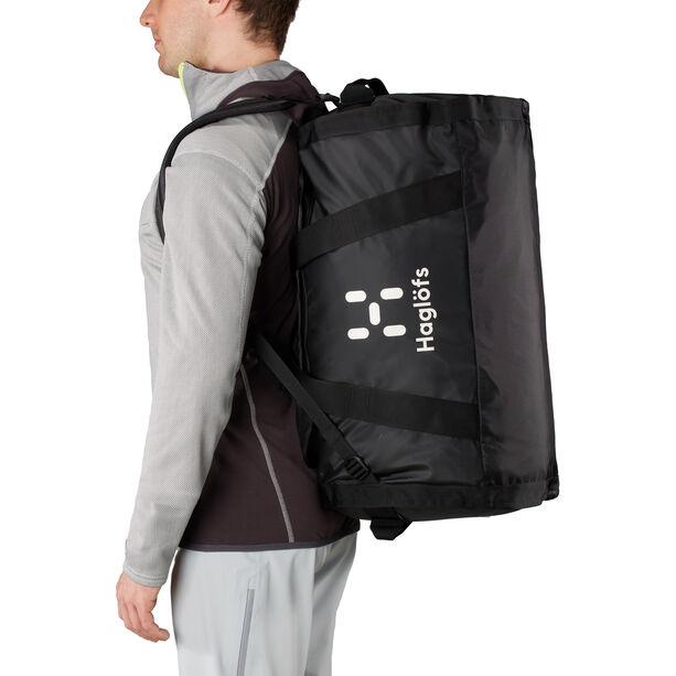 Haglöfs Lava 70 Duffel Bag true black