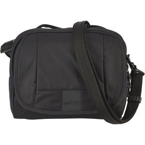 Pacsafe Metrosafe LS140 Shoulder Bag black black