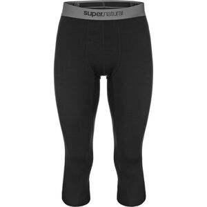 super.natural Base 230 3/4 Tight Herr jet black jet black