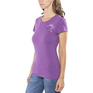 E9 Mora T-shirt Dam malva malva