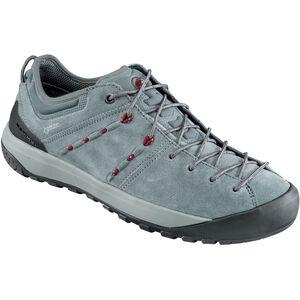 Mammut Hueco Low GTX Shoes Dam grey-dark beet grey-dark beet
