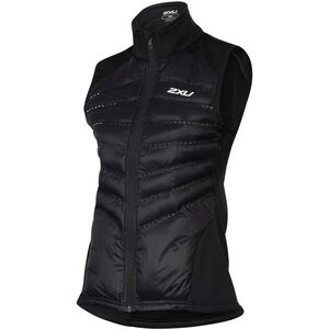 2XU XVENT Momentum Vest Dam black/black black/black
