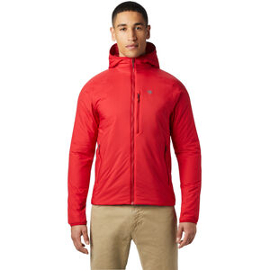 Mountain Hardwear Kor Strata Hooded Jacket Herr Racer Racer