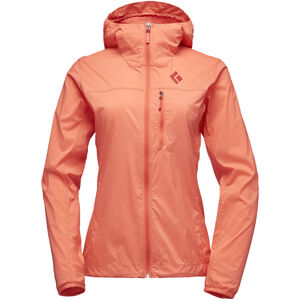 Black Diamond Alpine Start Hoody Jacket Dam papaya papaya