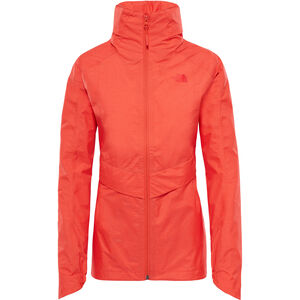 The North Face Inlux Dryvent Jacket Dam fire brick red heather fire brick red heather