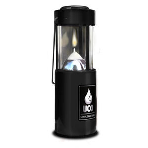 UCO Original Candle Lantern black anodized black anodized