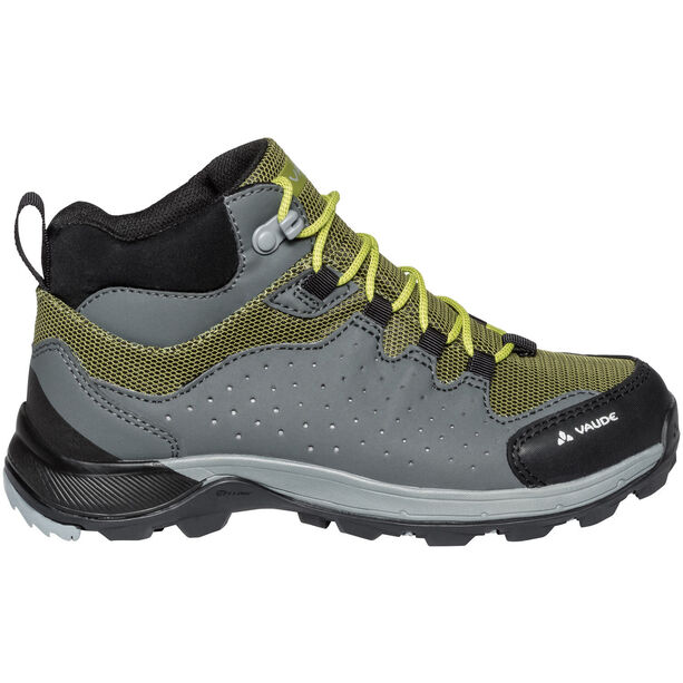 VAUDE Lapita Mid CPX Shoes Barn duff yellow