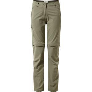 Craghoppers NosiLife Pro II Convertible Trousers Dam soft moss soft moss