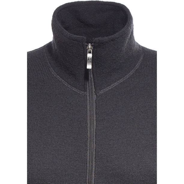 Woolpower 400 Full Zip Thermo Jacket black