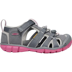 Keen Seacamp II CNX Sandals Barn steel grey/rapture rose steel grey/rapture rose