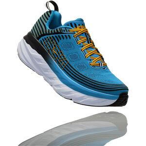 Hoka One One Bondi 6 Running Shoes Herr dresden blue/black dresden blue/black