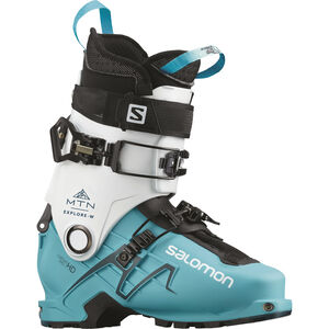 Salomon MTN Explr Ski Shoes Dam white/scuba blue/black white/scuba blue/black