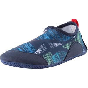 Reima Twister Slippers Barn navy blue navy blue